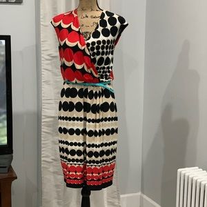 🛍 New York & Company sheath dress size L